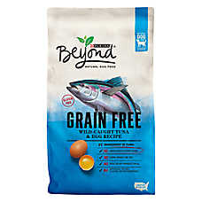 Purina® Beyond Dog Food - Natural, Grain Free, Gluten Free, Tuna & Egg