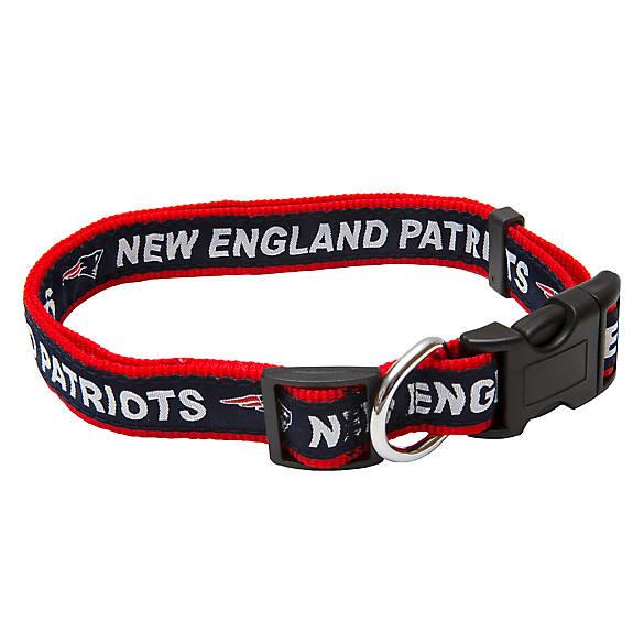 997bd49c6 New England Patriots NFL Collar