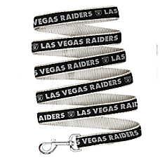 Oakland Raiders NFL Dog Leash