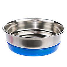 Whisker city steel bella clip on cat bowl cat food for Fish bowl petsmart