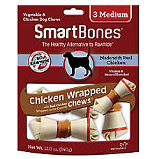 SmartBones® Medium Chew Dog Treat - Chicken