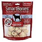 SmartBones® Mini Chews Dog Treat - Chicken