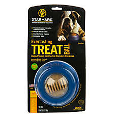 Starmark® Everlasting Treat Ball Dog Toy - Chicken Flavor