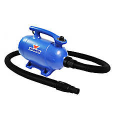XPOWER B-5 Variable Speed 2-in-1 Pet Dryer, Vacuum 4 HP