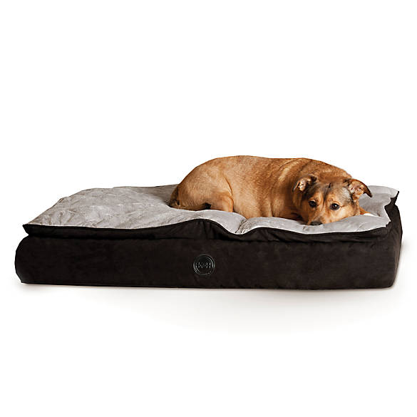 K Amp H Feather Top Orthopedic Pet Bed Dog Orthopedic Beds