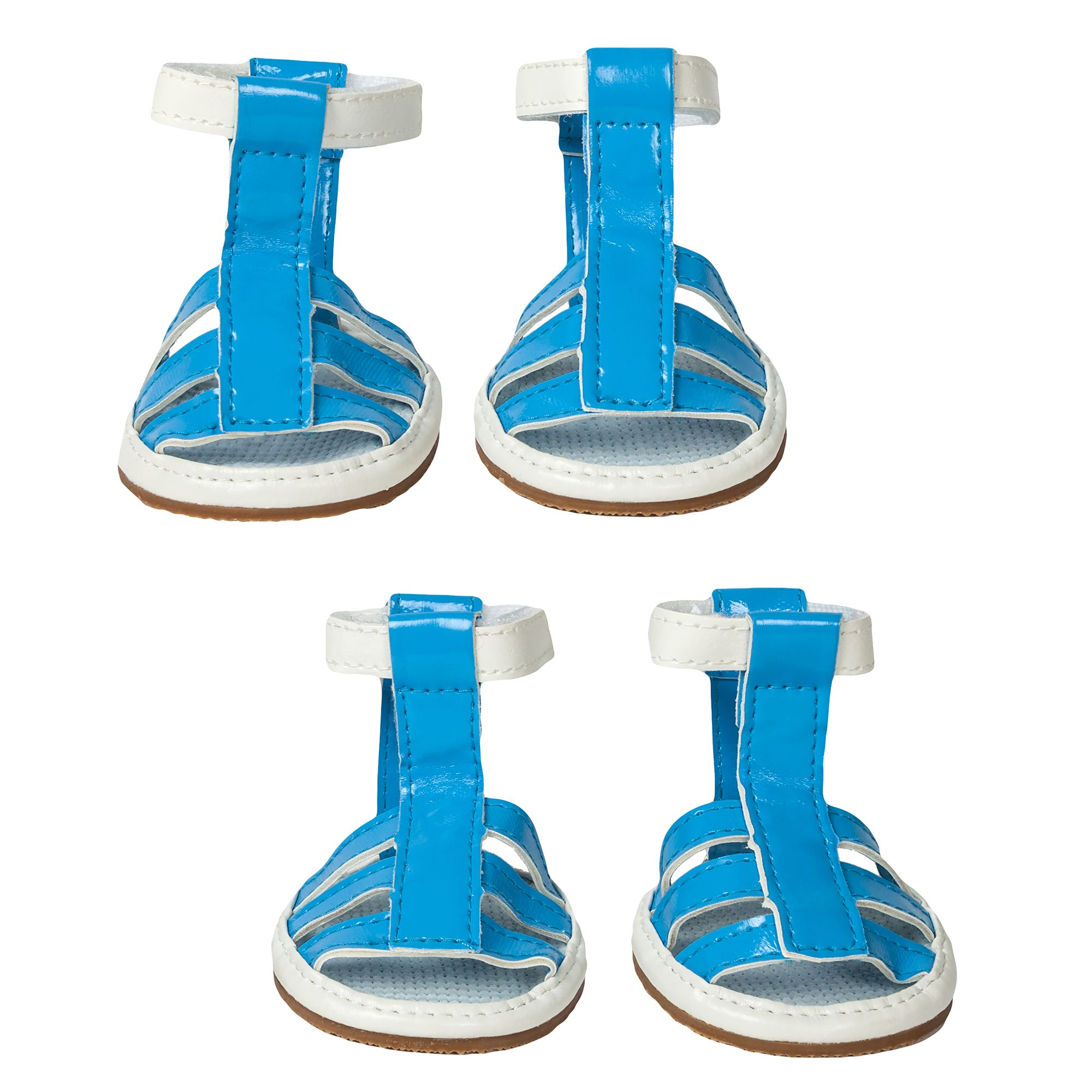 Pet Life Waterproof Dog Sandals