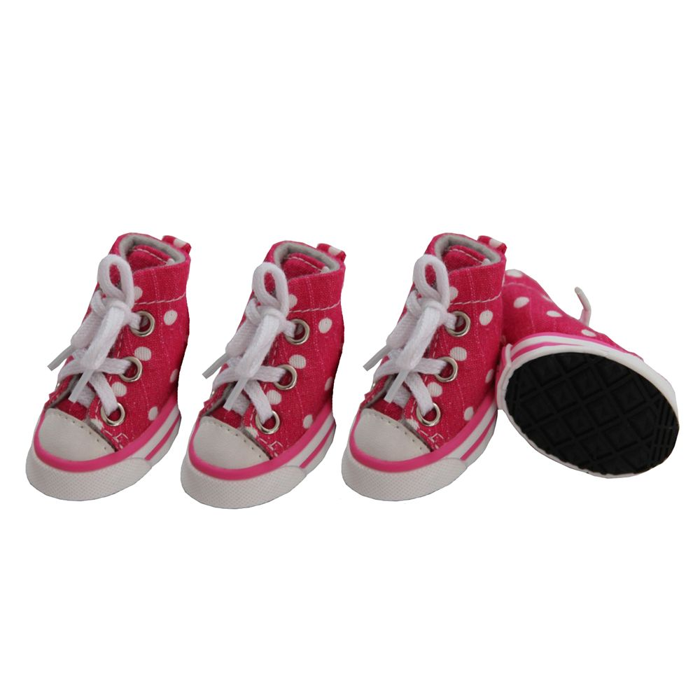Pet Life Extreme Skater Sneakers Dog