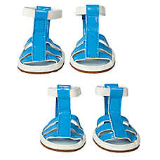 Pet Life Waterproof Dog Sandals