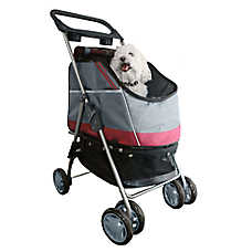 Pet Life All-In-One Pet Stroller & Car Seat