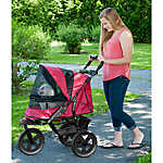Pet Gear AT3 NO-ZIP Pet Stroller