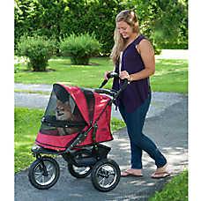 Pet Gear Jogger NO-ZIP Pet Stroller