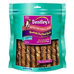 Dentley's® Rawhide Stuffed Rolls Dog Treat - Sweet Potato & Chicken