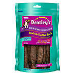 Dentley's® Sweet Potato & Duck Rawhide Stuffed Roll Dog Treat