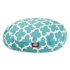 Majestic Pet Trellis Round Pet Bed