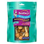 Dentley's® Chicken Rawhide Munchy Dumbell Dog Treat