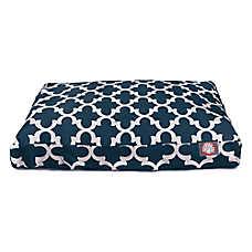Majestic Pet Trellis Rectangle Pet Bed