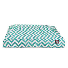 Majestic Pet Chevron Rectangle Pet Bed
