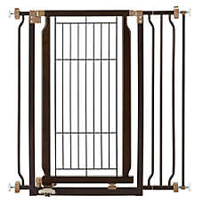 Richell® Hands Free Pet Gate