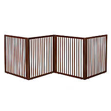 Richell® Wooden Room Divider