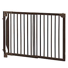 Richell® Expandable Walk Thru Pet Gate