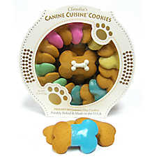 Claudia's Canine Cuisine Cookie Dog Treat