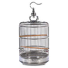 Prevue Pet Empress Stainless Steel Bird Cage