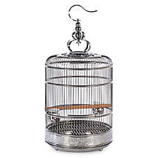 Prevue Pet Lotus Stainless Steel Bird Cage