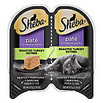 Sheba® Perfect Portions Turkey Pate Cat Food