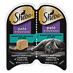 Sheba® Perfect Portions Seafood Pate Cat Food