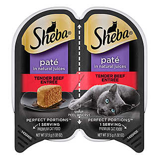 Sheba<sup>®</sup> Perfect Portions cat food