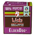 Licks® ElderDog™ Mobility & Digestion Immunity Aid Dog Supplement
