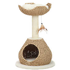 Pet Pals Walk Up Condo & Perch Cat Tree
