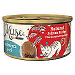 Muse® Adult Cat Food - Grain Free, Essentail Nutrients, Natural Salmon