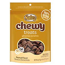 NUTRO® Natural Peanut Chewy Dog Treat