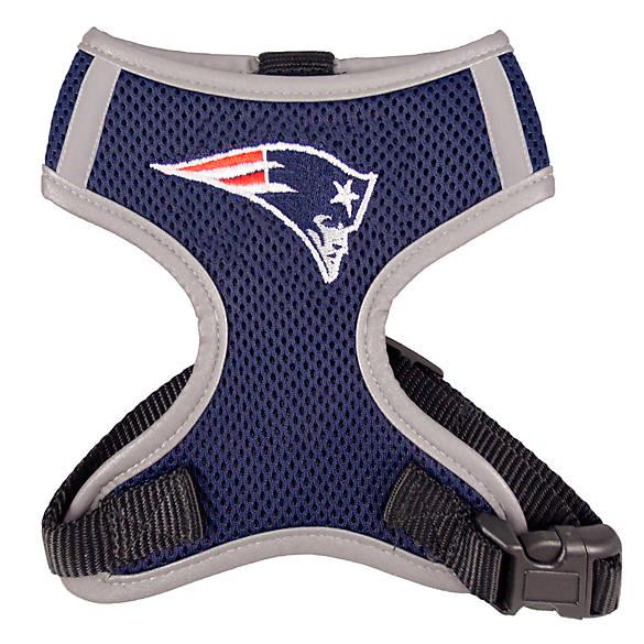 New England Patriots NFL Dog Harness  f8cd61a16