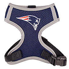 New England Patriots NFL Dog Harness
