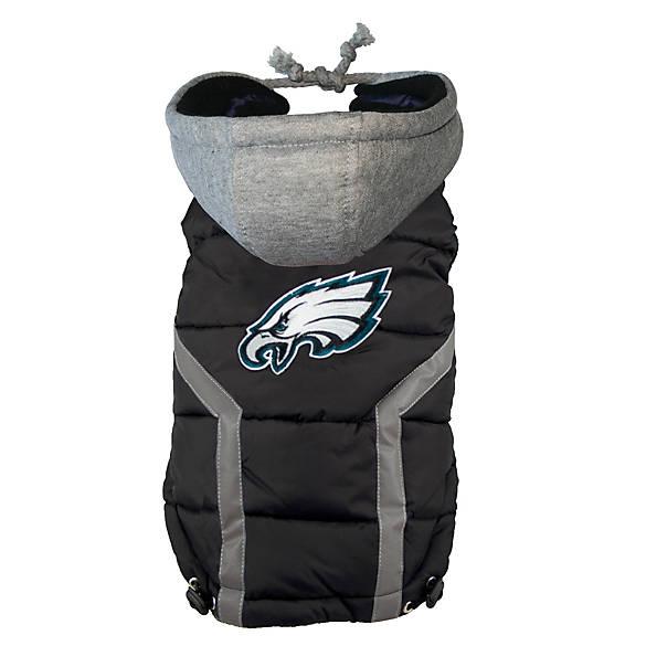 dc0bc40cd Philadelphia Eagles NFL Puffer Vest