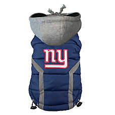 New York Giants NFL Puffer Vest
