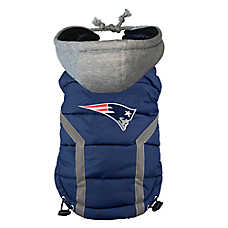 New England Patriots NFL Puffer Vest