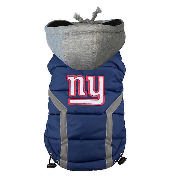 9b3c151daa8 New York Giants NFL Puffer Vest