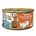 Muse® Adult Cat Food - Grain Free, Essential Nutrients, Natural Chicken & Carrot