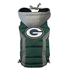 Green Bay Packers NFL Puffer Vest
