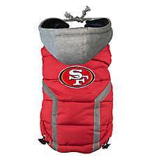 San Francisco 49ers NFL Puffer Vest