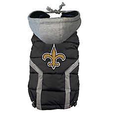 New Orleans Saints NFL Puffer Vest