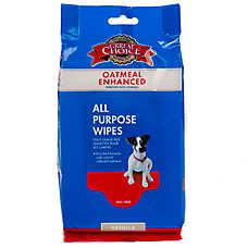 Grreat Choice® Oatmeal Enhanced All Purpose Wipes