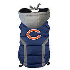 Chicago Bears NFL Puffer Vest