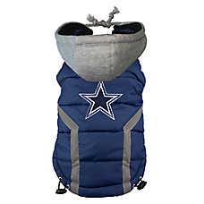 Dallas Cowboys NFL Puffer Vest
