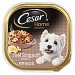 Cesar® Home Delights Beef Stroganoff Dog Food