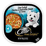 Cesar® Home Delights Chicken & Vegetables Dog Food