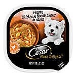 Cesar® Home Delights Chicken, Noodle & Vegetables Dog Food